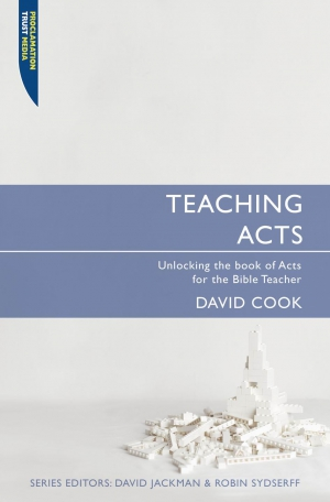 Teaching Acts - by David Cook - Cover Image