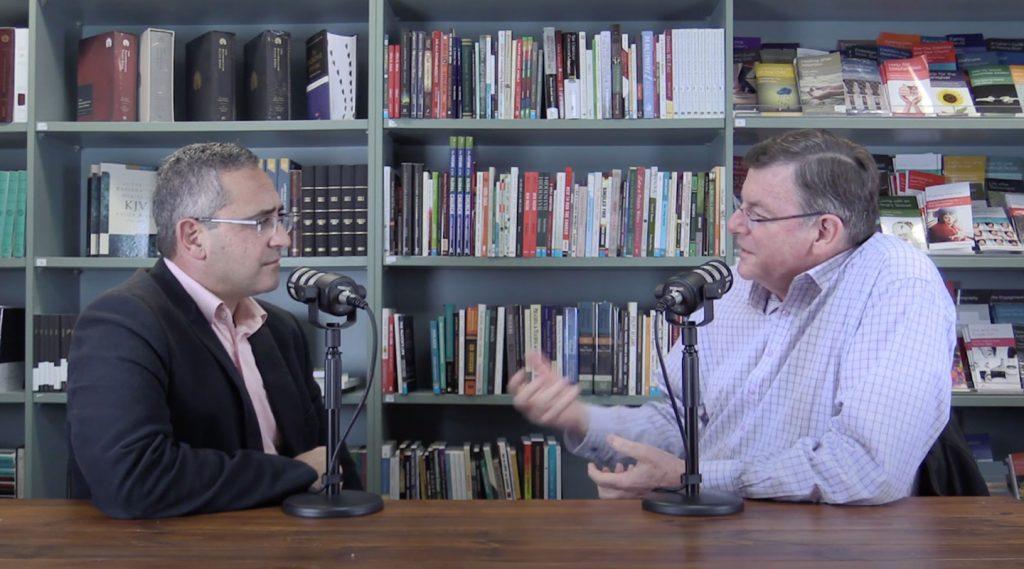 David Cook Australian Christian Life Podcast Interview Image